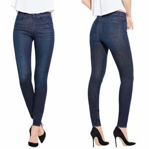 AYR The Chiller in Blues HiWaist Skinny Stretch 25